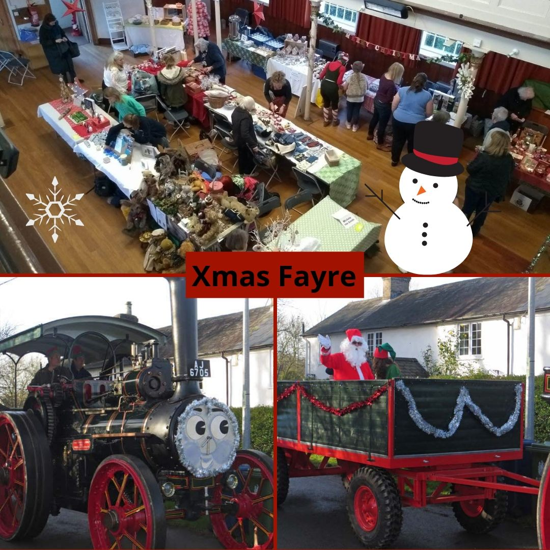 Christmas Fayre 14 Dec 10am