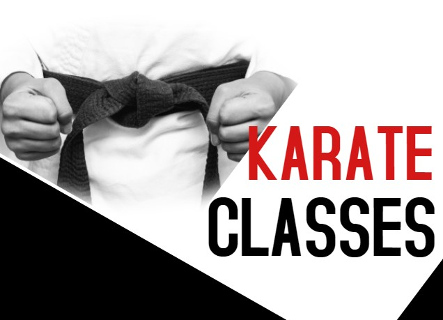 Adult Karate Thursdays 6:45pm