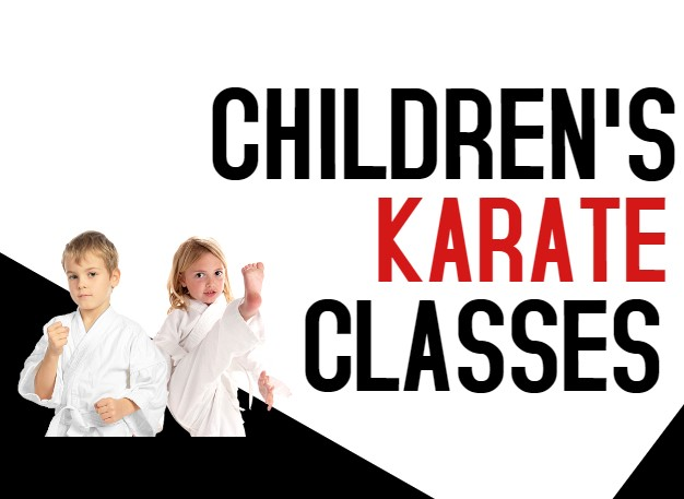 Children's Karate Mondays 6pm
